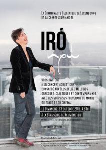 IRO poster Luxemburg 23OCT