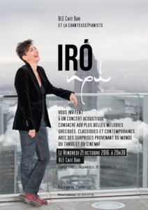 IRO poster BLE BRUSSELS OCT2016